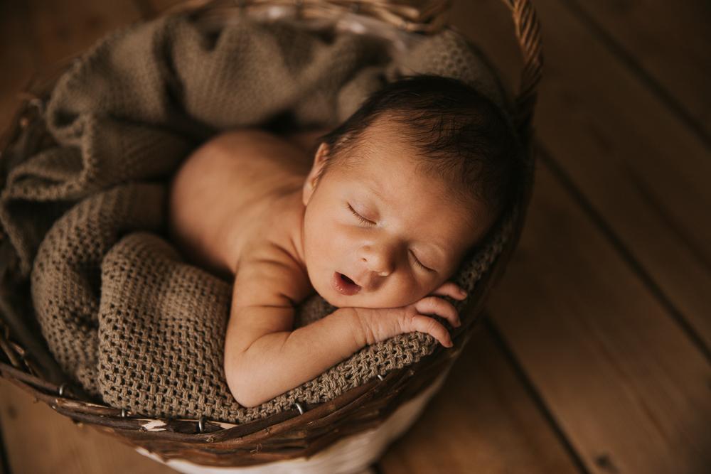 Besondere Babybilder im Fotostudio Rostock